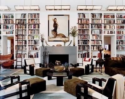 Living with Books | The Way We Live